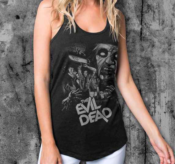 Evil Dead Collage
