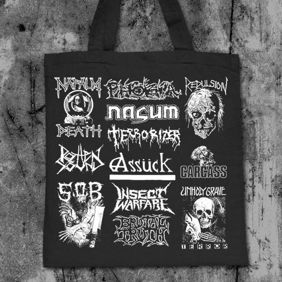 Grindcore Tote