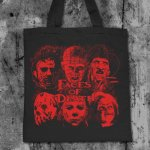 Horror Faces Tote