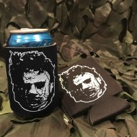 Leatherface Koozie
