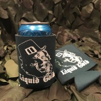 Liquid Gold Koozie