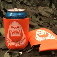 Skeletor Koozie