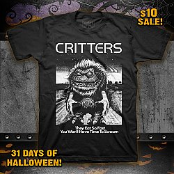 Critters (31 DAYS SALE)