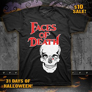 Faces Of Death (31 DAYS SALE)