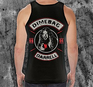 Mens Tanktop (Back)