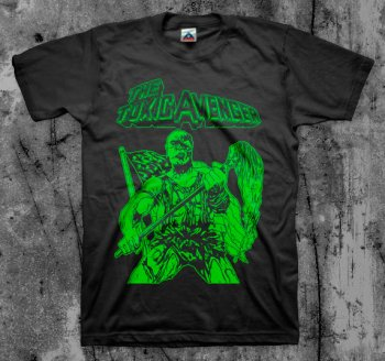 046106cbc6c Warlord Clothing   Movie   Other Shirts   Toxic Avenger